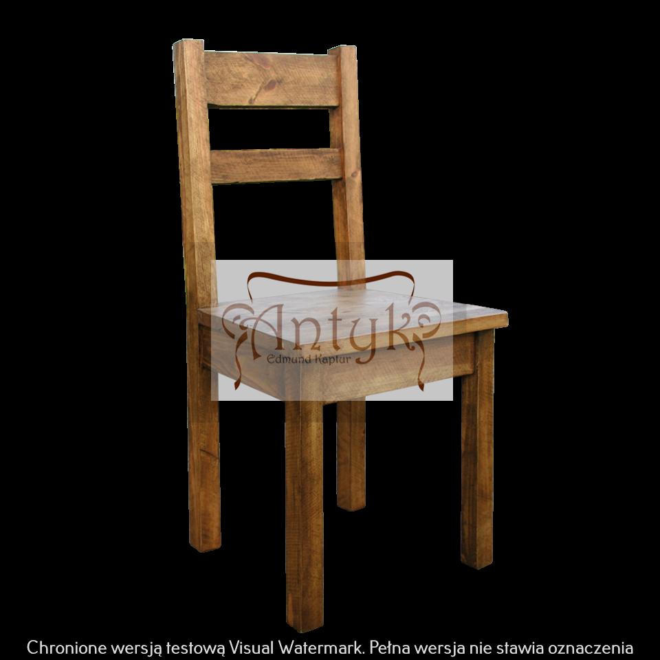 krzesła drewniane ANGERS P