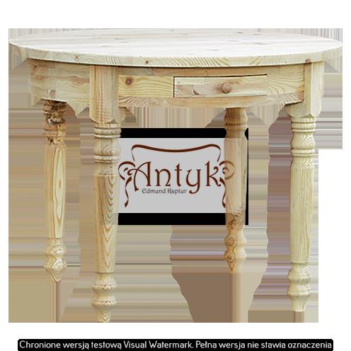 stolik stare deski