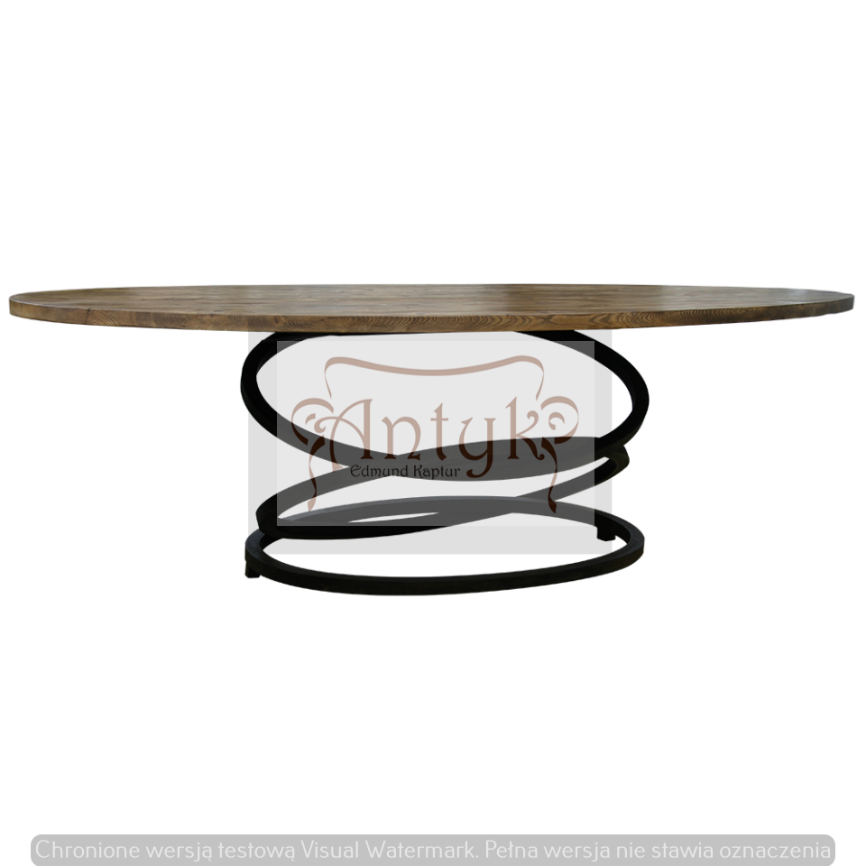 stół ze starego drewna ORLY OWA