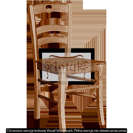 krzesło ze starych desek REMIS N
